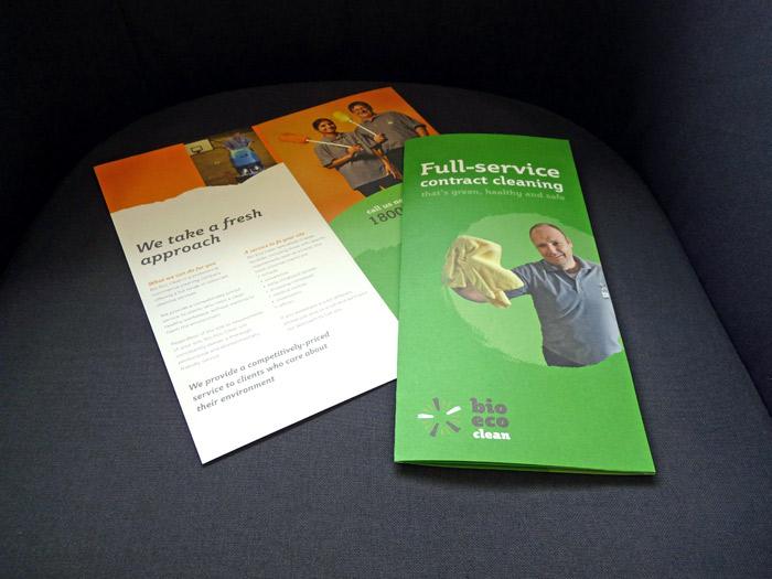 Bio Eco Clean - Brochure