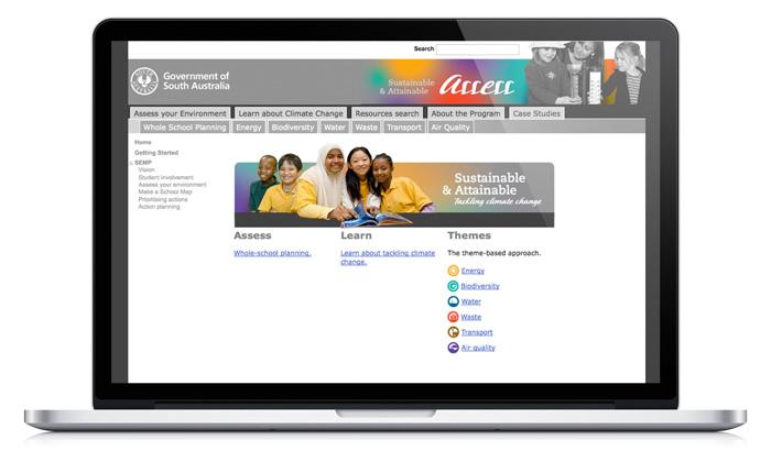 DEC-website