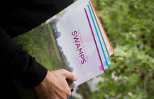 Reclaiming swamps on farms: a publication series for community members