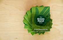 The Green Hand Book: a pocket guide connecting volunteers and the environment