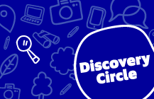 Discovery Circle: an identity kit for citizen science