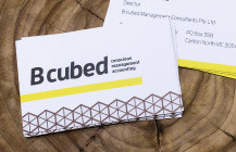 B cubed gains a new b-b-brand identity