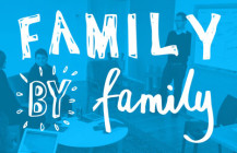 Family by Family: program rejuvenated, story retold, website renewed