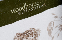 Woodhouse wetland signage: learning along a linear trail