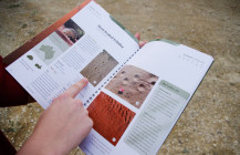 Arid zone animal tracking book