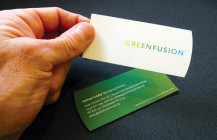 Fusing branding and green!