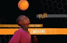 Zimbabwe street soccer